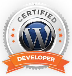 WordPress Certified Logo