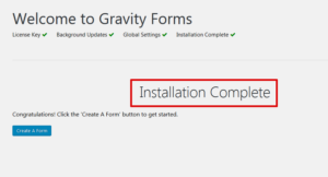 Gravity Forms 5